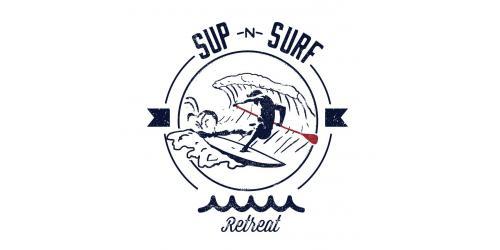 Sup n Surf Retreat logo